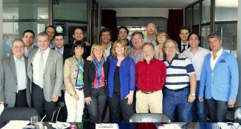 Reunión de Comisión Directiva.