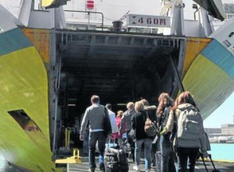 Nueva ruta de ferry unirá Panamá y Colombia