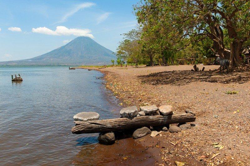 Isla Ometepe, Nicaragua. #shu#