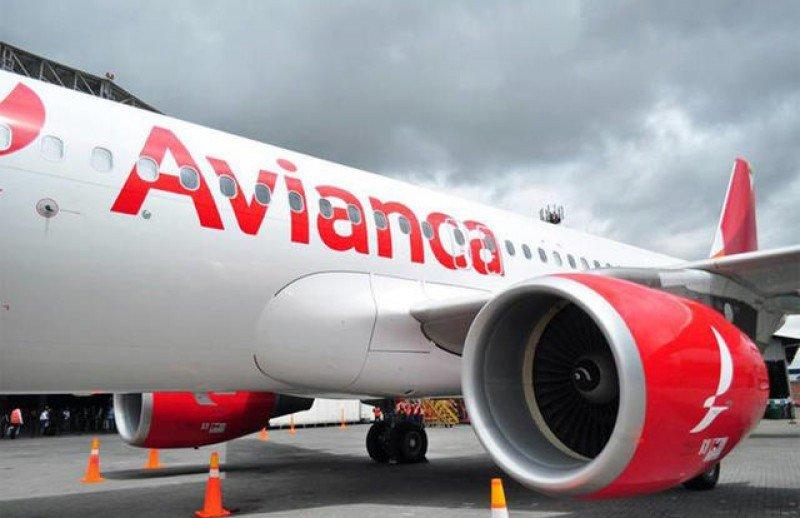Aerolíneas de Avianca movilizaron 4,5% más pasajeros entre enero y julio