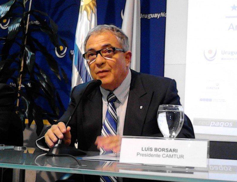 Luis Borsari: se consiguieron 'avances importantes'.