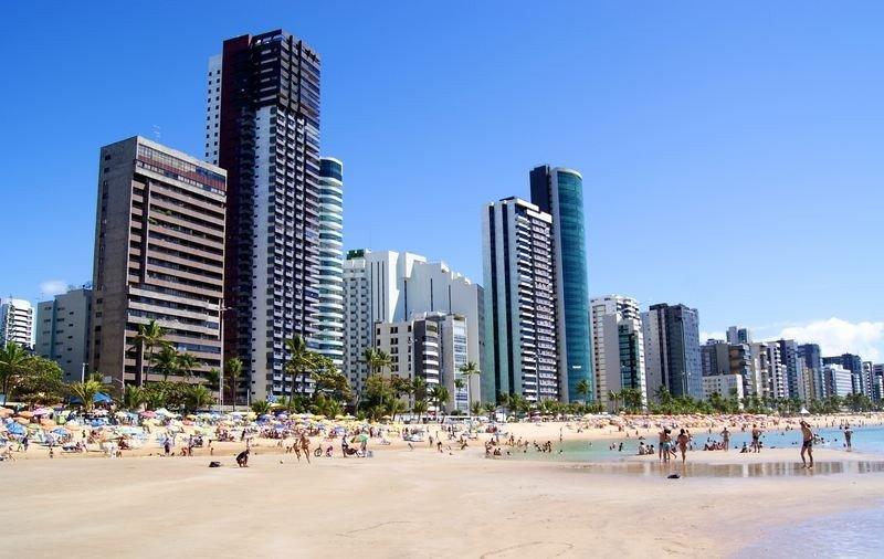 Recife, capital de Pernambuco.