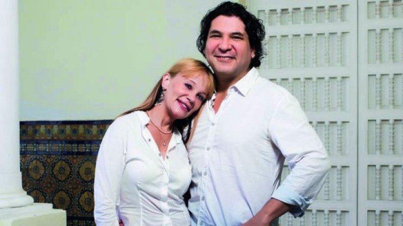 Astrid Gutsche y Gastón Acurio. Foto: El Comercio de Perú