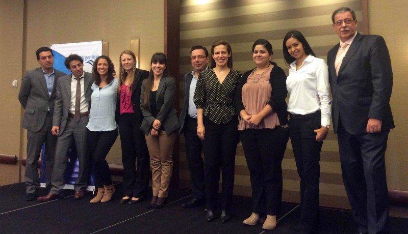 Las capacitaciones se realizaron en Bogotá, Medellín, Cali y Pereira.
