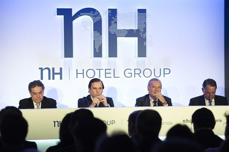 NH Hotel Group reduce pérdidas un 10,8% en el primer semestre