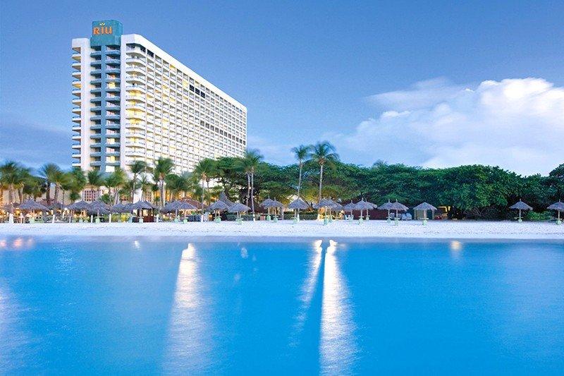 Imagen del Riu Palace Antillas de Aruba, que comenzará su actividad el próximo 11 de octubre.