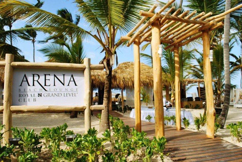 La remodelación del Occidental Grand Punta Cana, con la apertura del Arena Beach Club y el First Club Lounge, ha supuesto una inversión de un millón de euros.
