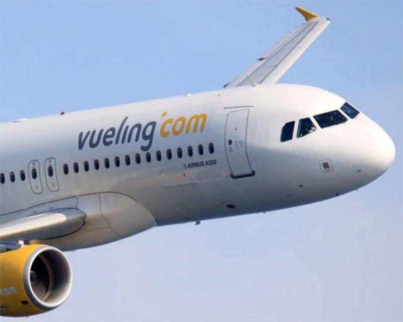 Vueling aumenta un 23% las plazas de los aeropuertos andaluces en invierno