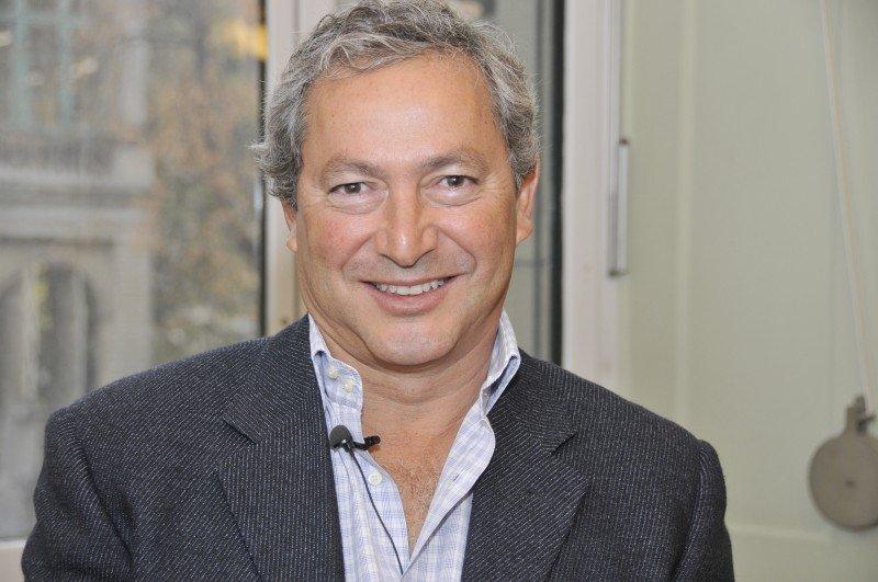 El millonario egipcio, Samih Sawiris.