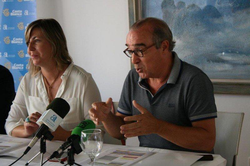 Las nuevas fórmulas de comercialización afectan a los índices de ocupación, según ha explicado Antonio Mayor.