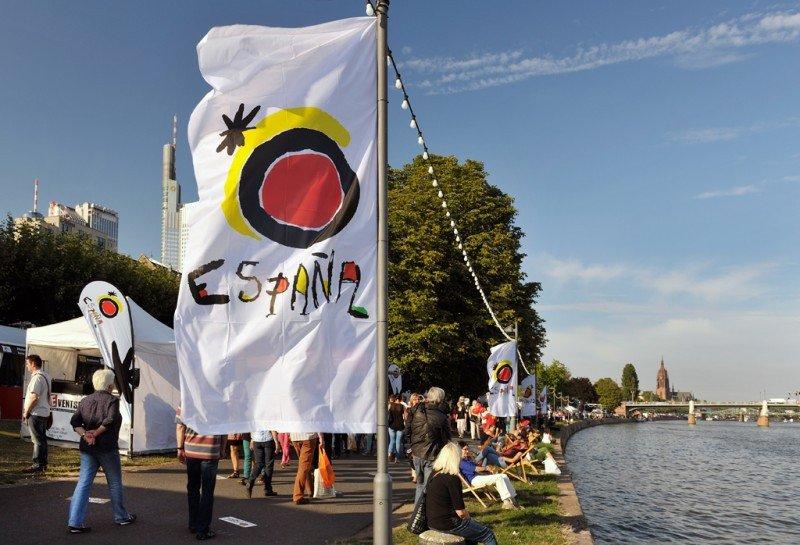 El Museumsuferfest Frankfurt 2014 es el Festival de la Ribera de los Museos.