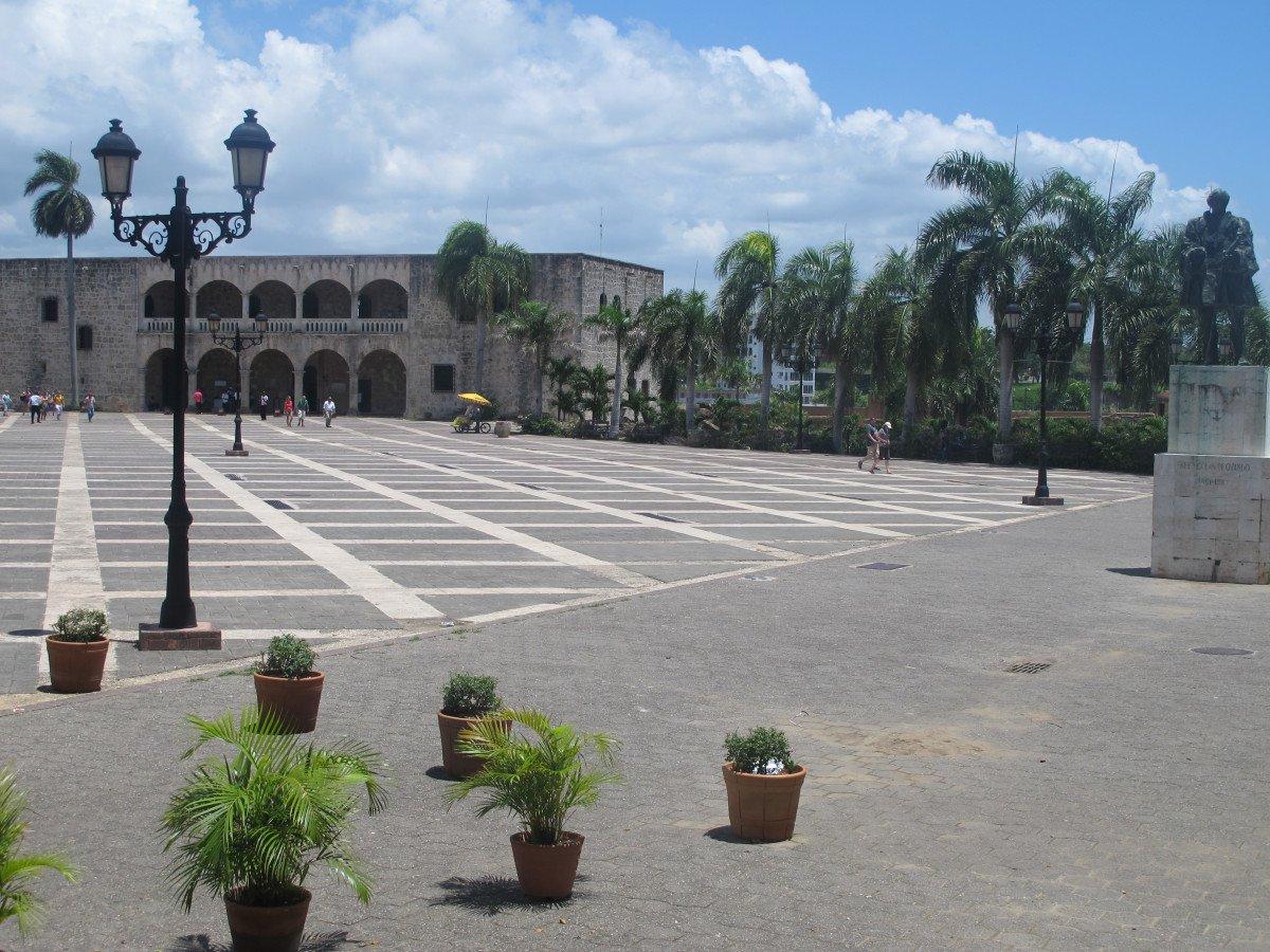 La ciudad colonial de Santo Domingo está remozando sus calles para posicionarse como un destino turístico cultural.