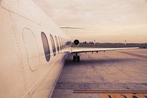 Unos 35 aviones se concentran en el aeropuerto de Sabadell. #shu#