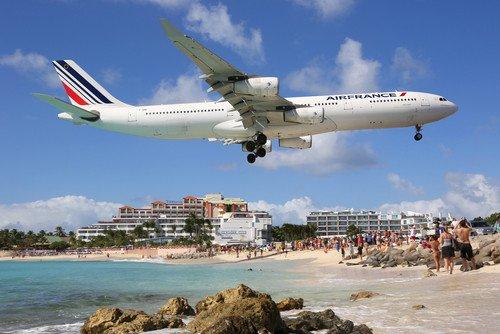 Los pasajeros Air France podrán aplazar sus billetes una semana. #shu#