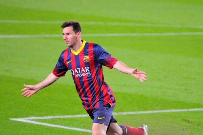 Leo Messi, jugador del FB Barcelona. #shu#