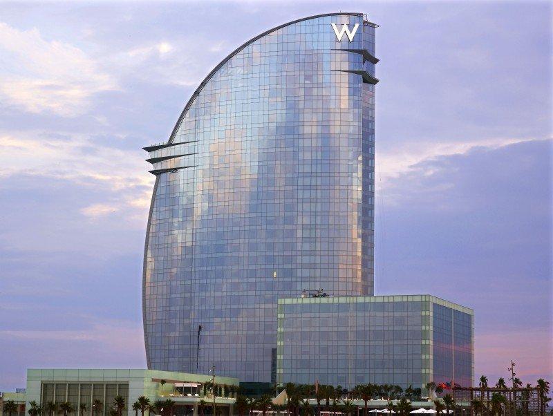 El Hotel Vela de Barcelona ha sido uno de los activos adquiridos en España.