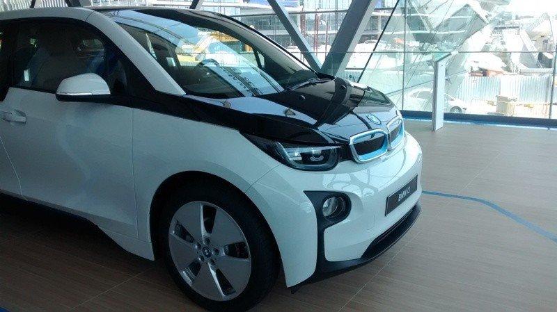 El modelo de BMW que están probando los turistas en Mallorca durante esta semana.