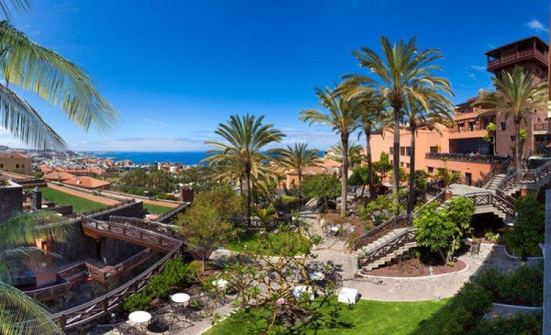 Hispania compra el Meliá Jardines del Teide por 36 M €