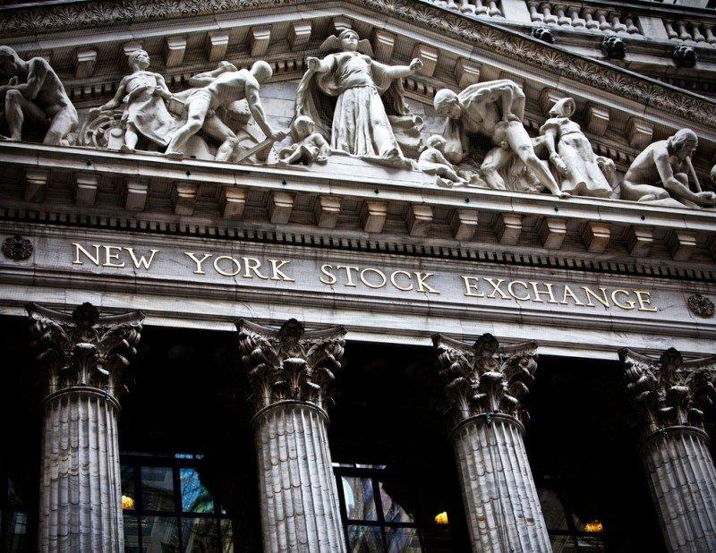 Edificio de la Bolsa de Nueva York. #shu#.