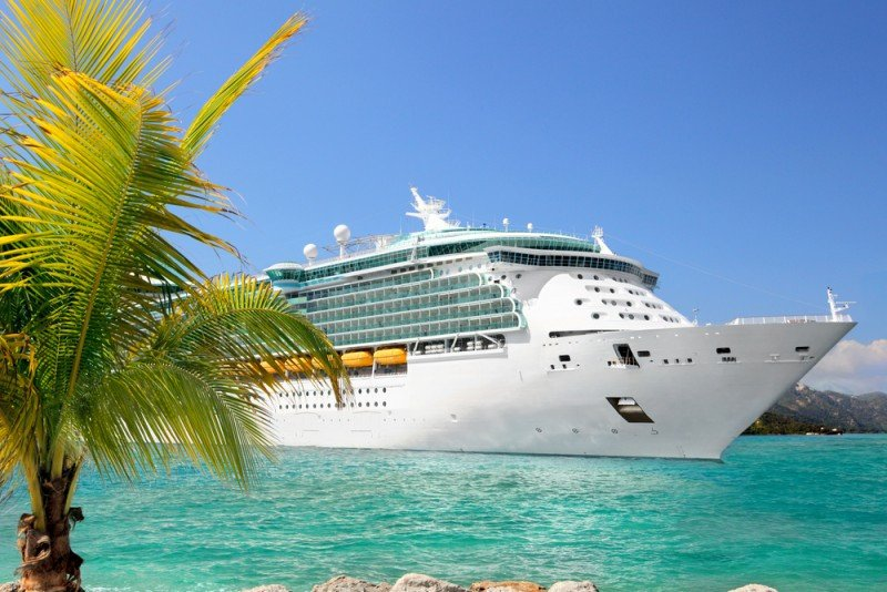 Image result for cruise ship in caribbean