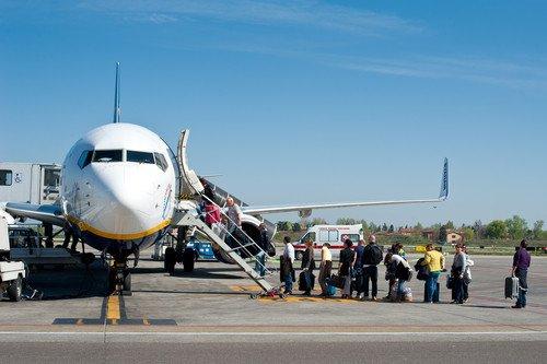 Por mercados, Reino Unido e Italia lideraron las llegadas de pasajeros en low cost. #shu#