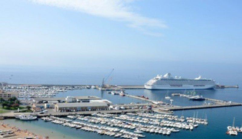 Los Puertos de la Generalitat prevén 50.000 cruceristas en 2015