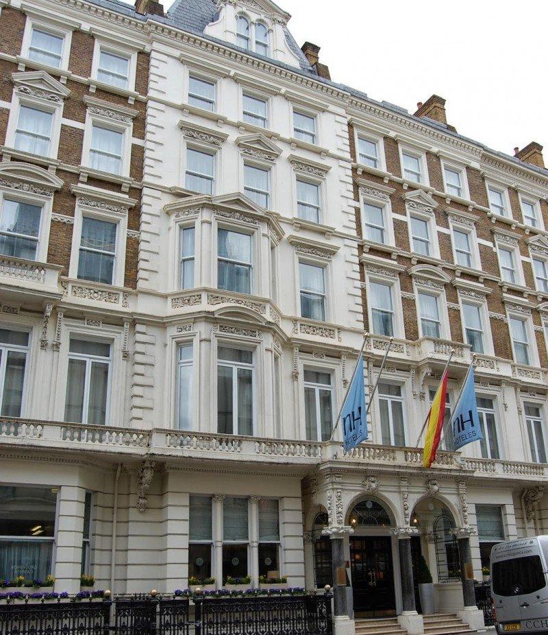 Azora vende un hotel de Londres que opera NH por 100 M €
