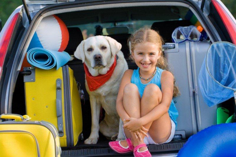 Miles de familias en España planifican sus vacaciones teniendo en cuenta que viajarán con su perro. #shu#