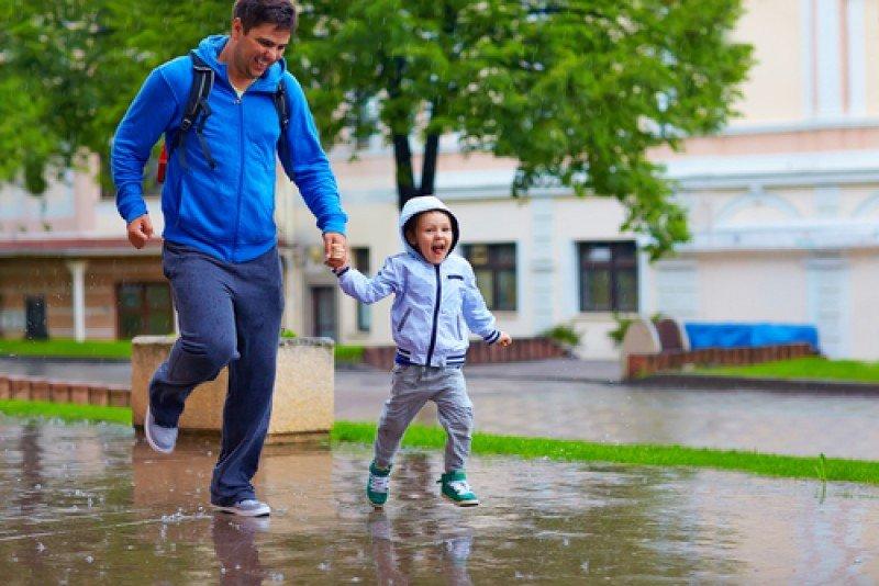 El verano se ha despedido con lluvias en numerosos destinos de la geografía. #shu#