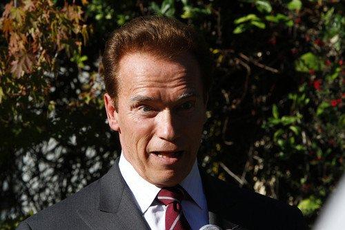 Madrid agradece Schwarzenegger la promoción que realiza de la ciudad. #shu#
