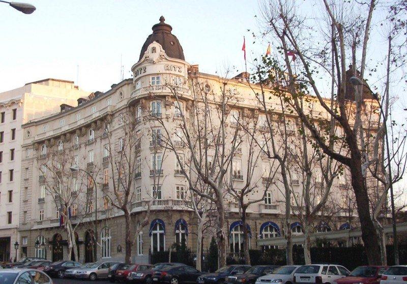 Fairmont comprará el Hotel Ritz de Madrid por 120 M €
