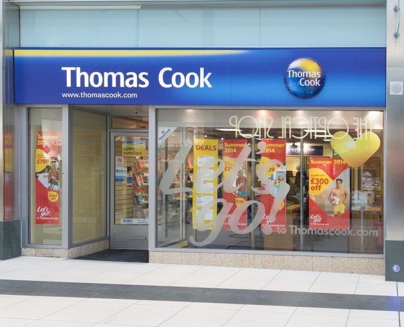 Thomas Cook ha decidido concentrarse en el corazón de su negocio. #shu#.