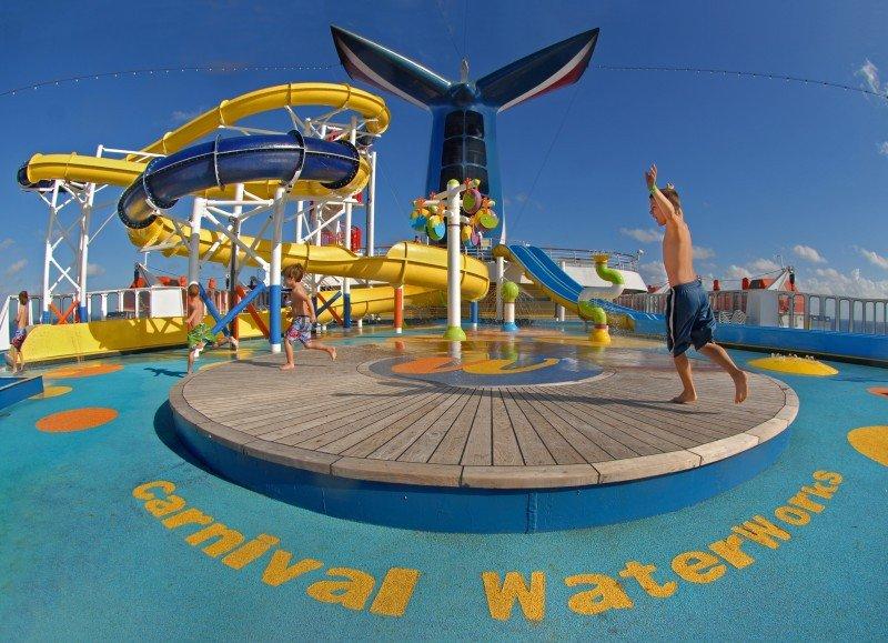 Carnival gana 1.051 M € hasta agosto