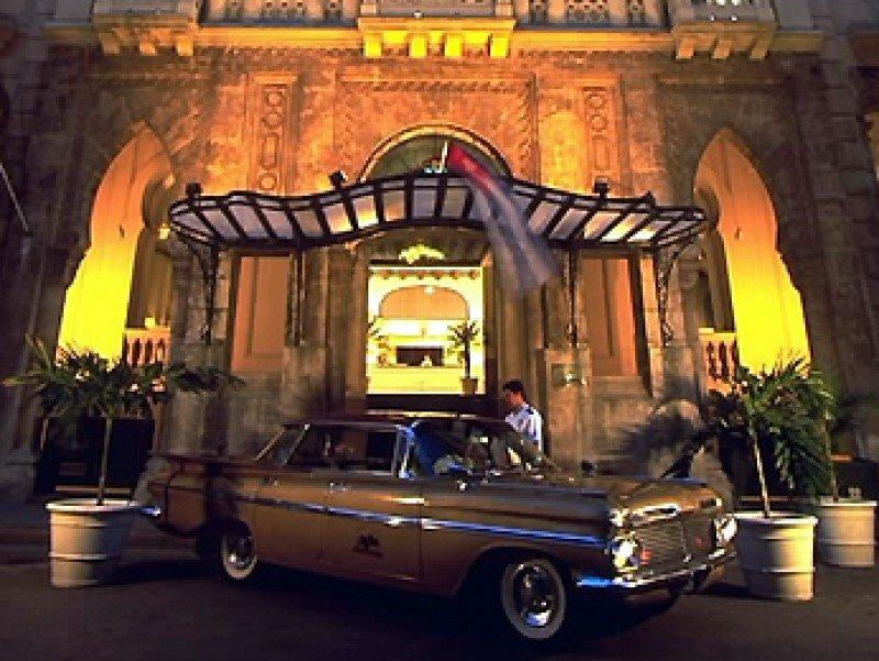 Hotel Mercure Sevilla Havane.