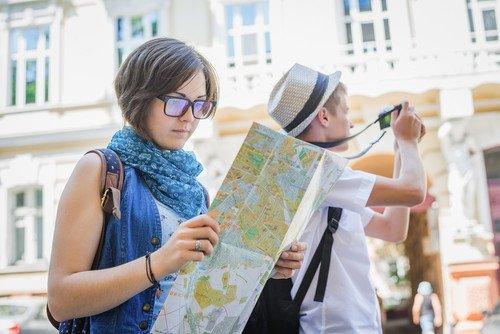 Hasta agosto nos visitaron más de 45 millones de turistas internacionales. #shu#