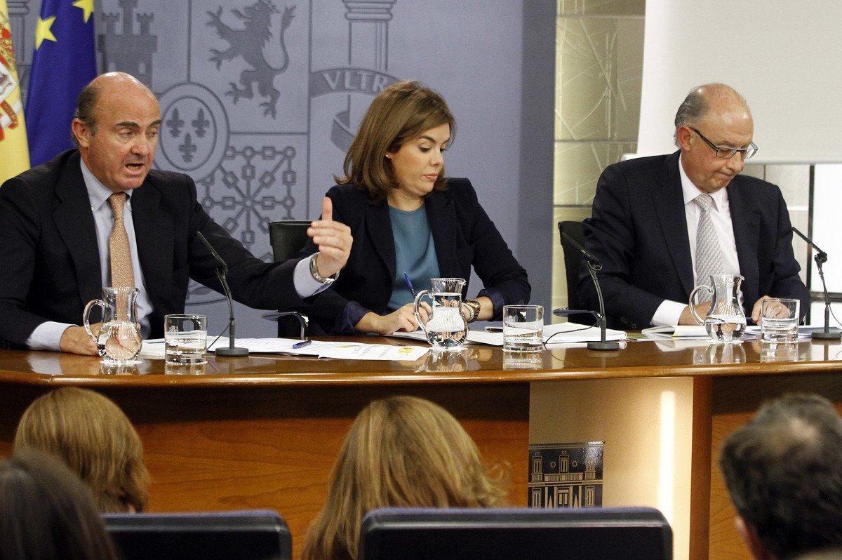 El Consejo de Ministros aprobó ayer los Presupuestos Generales para 2015.