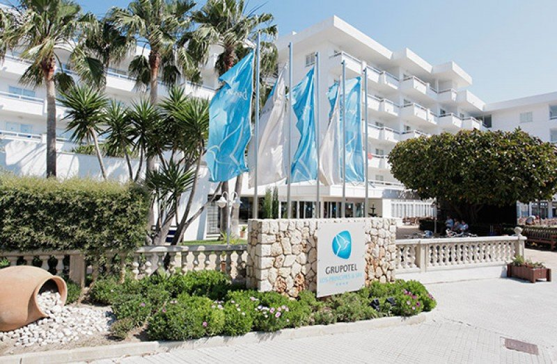 El Grupotel Los Príncipes de Mallorca es uno de los hoteles galardonados.