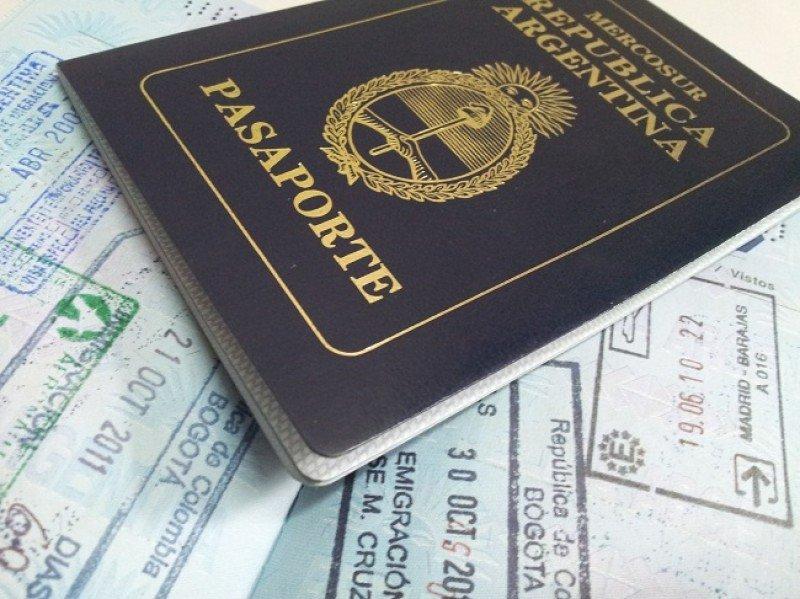 El pasaporte ya puede tramitarse por internet en Argentina.