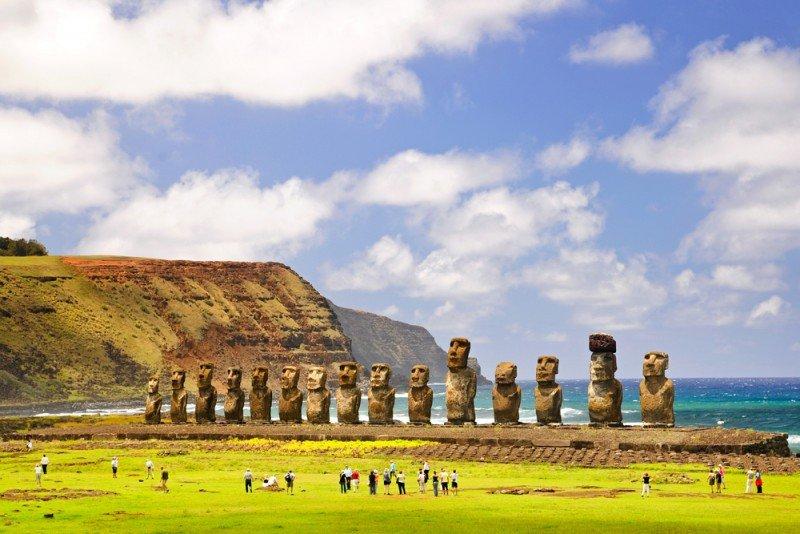 Chile se apoya en el turismo para enfrentar desaceleración económica. #shu#