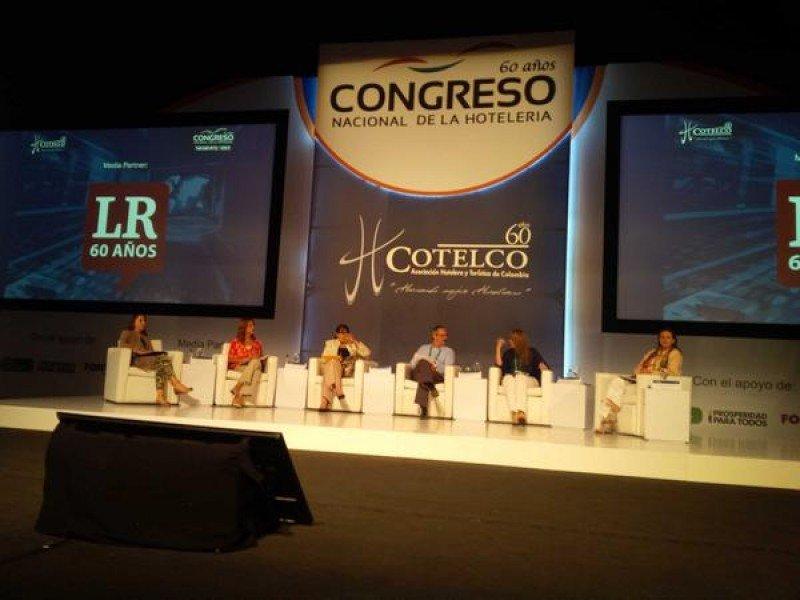 El congreso es transmitido online en la web de Cotelco.