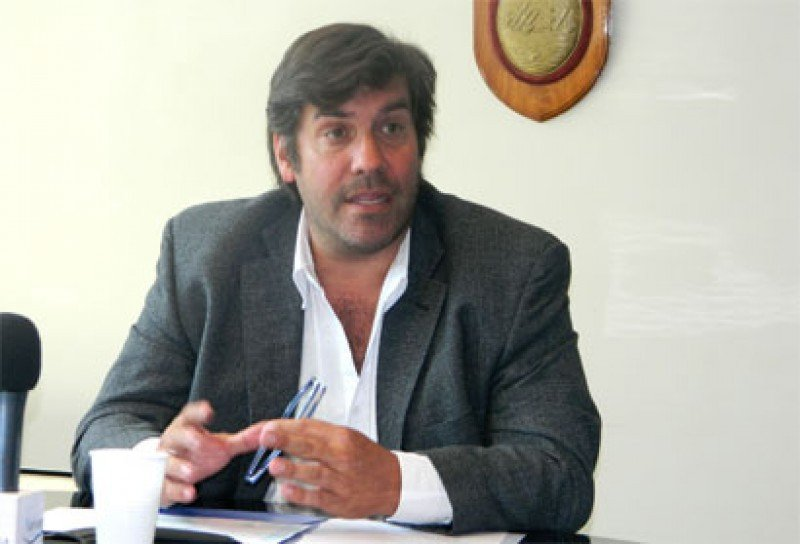 Fabricio di Giambattista, presidente de FAEVYT.