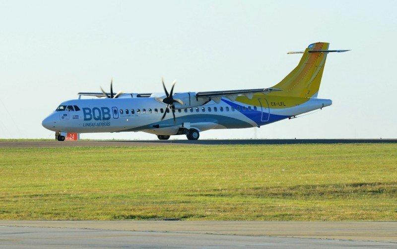 Uruguay espera que BQB retome vuelos a Brasil