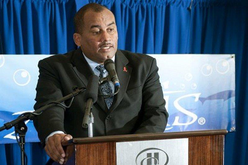 Richard Sealy, ministro de Turismo de Barbados.