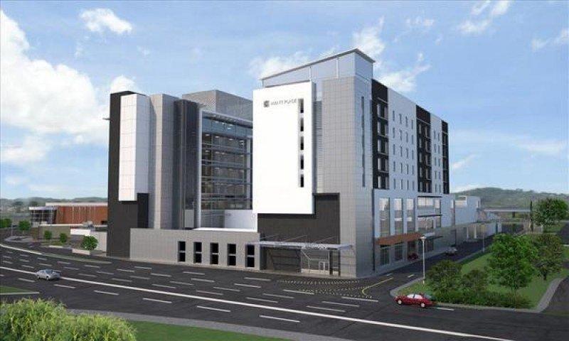 Se espera que el nuevo hotel emplee a unas 300 personas.