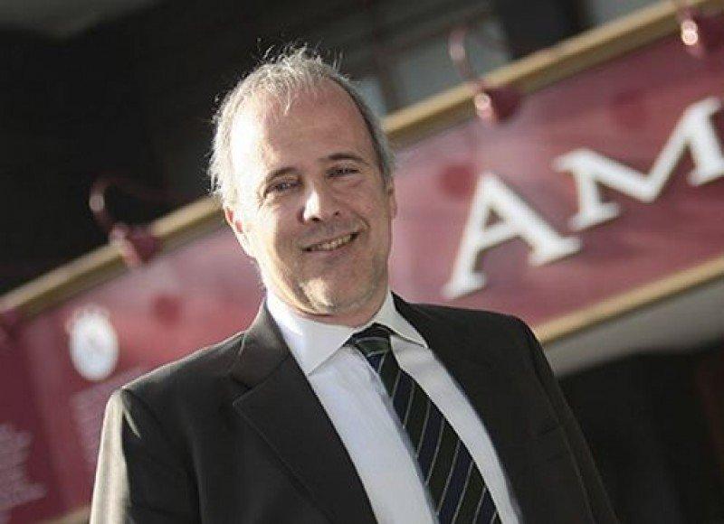 Fernando Gaido, gerente general de Amerian Hoteles. (Foto: InfoNegocios).