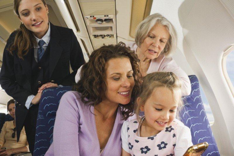 Cada compañía podrá decidir qué libertades de uso autoriza a sus pasajeros. #shu#