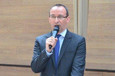 Marek Kuchta, Director General de Lufthansa para Argentina, Bolivia, Chile, Paraguay y Uruauguay.
