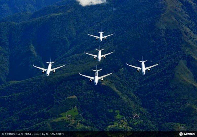 El Airbus A350-900 está listo para salir al mercado, tras recibir la certificación de la Agencia Europea de Seguridad Aérea.