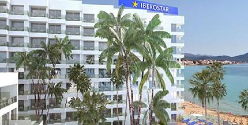 El hotel Iberostar Cala Millor se enfocará a parejas y familias.