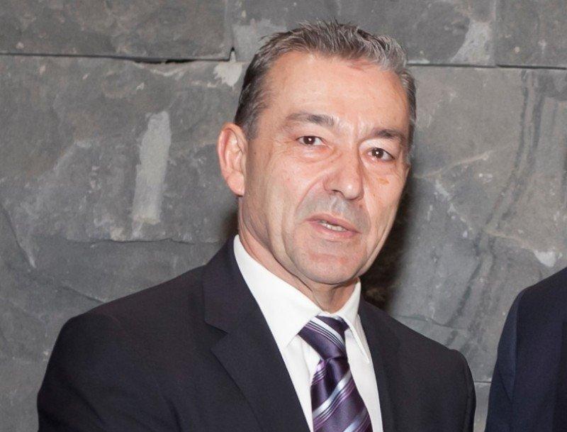 Paulino Rivero, presidente de Canarias.